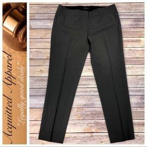 Lafayette 148 New York Ponte Knit Pants Skinny
